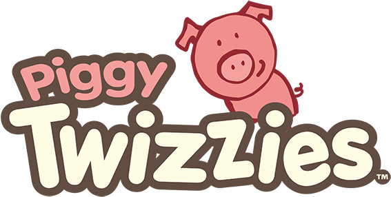 Логотип Piggy Twizzies